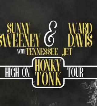 Sunny Sweeny & Ward Davis w/ Tennesse Jet
