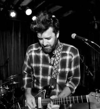 Bob Schneider & his band