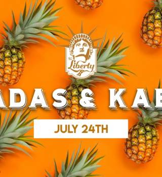 Coladas & Kabobs
