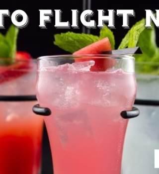 Mojito Flight Night