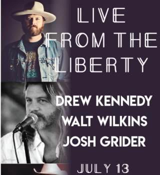 Josh Grider, Walt Wilkins, & Drew Kennedy