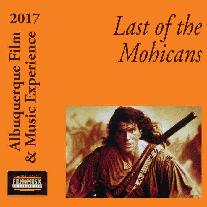 The Last of the Mohicans (1992) Albuquerque @ KiMo Theatre