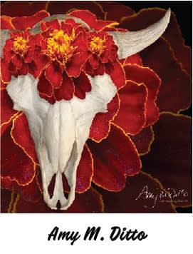 Amy M. Ditto Contemporary Fine Art - December 5, 2020, 11:00 am