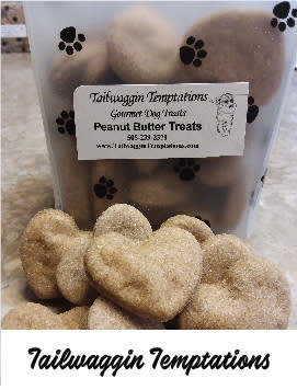 Tailwaggin Temptations - December 5, 2020, 11:00 am