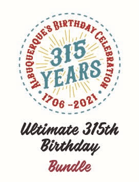 The Ultimate 315th Birthday Bundle - April 24, 2021, 10:00 am
