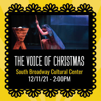 The Voice of Christmas - December 11, 2021, 2:00 pm