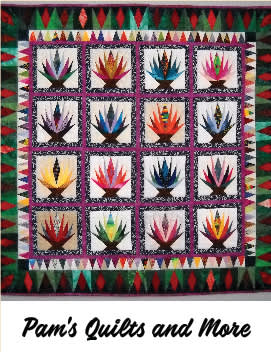 Pam's Quilts & More - February 5, 2021, 11:00 am