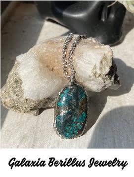 Galaxia Berillus Jewelry - December 5, 2020, 11:00 am