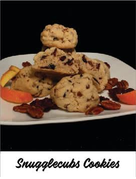 Snugglecubs Cookies - February 5, 2021, 11:00 am