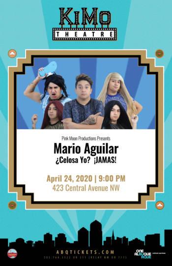 Mario Aguilar - April 24, 2020, 9:00 pm