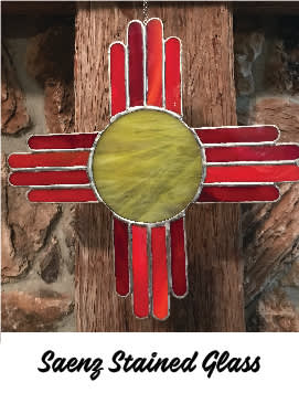 Saenz Stained Glass - February 5, 2021, 11:00 am