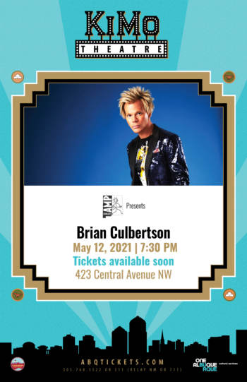 Brian Culbertson - May 12, 2021, 7:30 pm