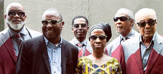 From Bamako to Birmingham: Amadou & Mariam and Blind Boys of Alabama