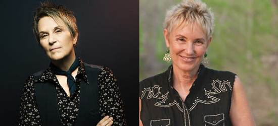 Mary Gauthier and Eliza Gilkyson