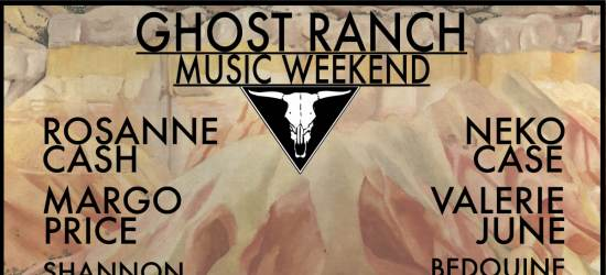 Ghost Ranch Music Weekend