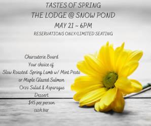 Tastes of Spring