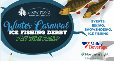 Ice Fishing Derby & Winter Carnival