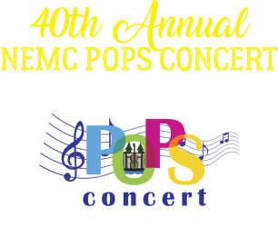 40th Annual NEMC POPS Concert