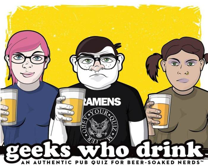 Image result for geeks who drink trivia pics