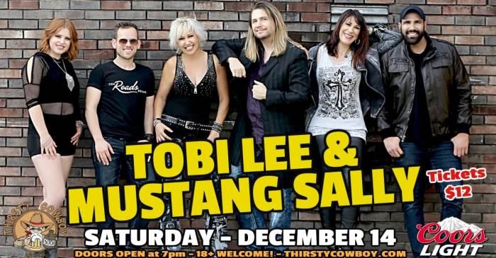 Tobi Lee & Mustang Sally