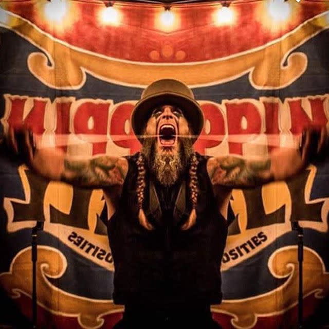 Hellzapoppin Circus Sideshow *New Date*