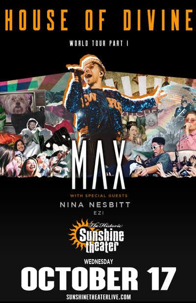 MAX * Nina Nesbitt * EZI