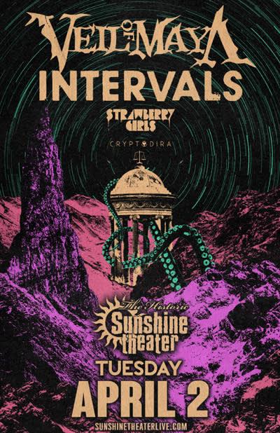 Veil of Maya * Intervals