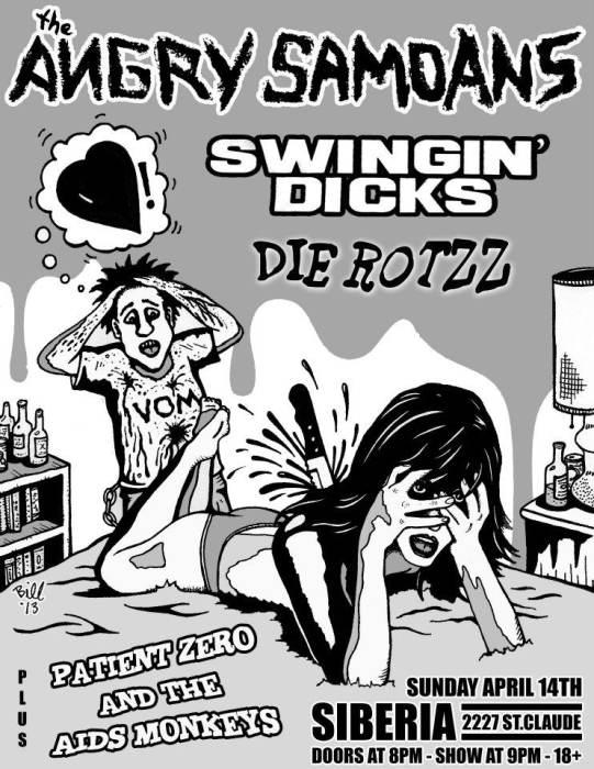 Cazzi Swingin Dallas