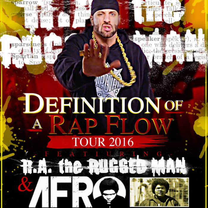 R A The Rugged Man F O