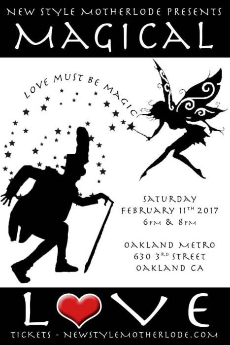 magical love:  NEWSTYLE MOTHERLODE DANCE COMPANY