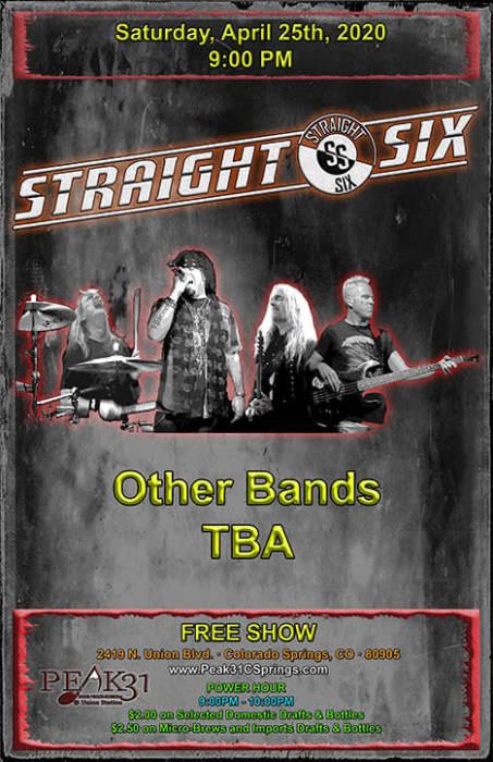 Straight 6 / TBA