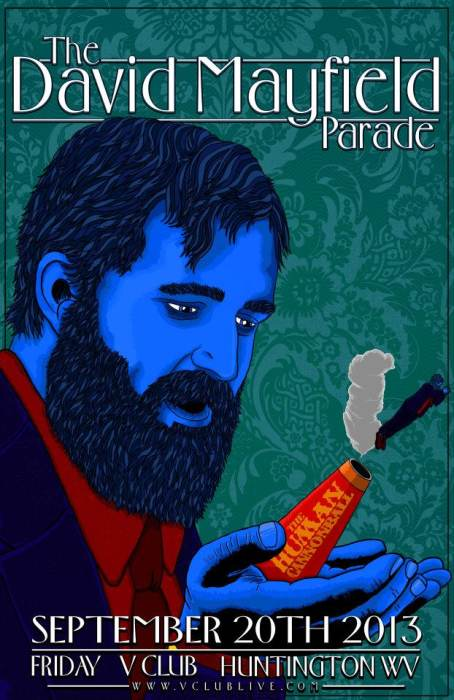 The David Mayfield Parade / Tyler Childers