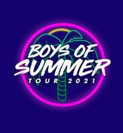 Boys of Summer 2021 Tour