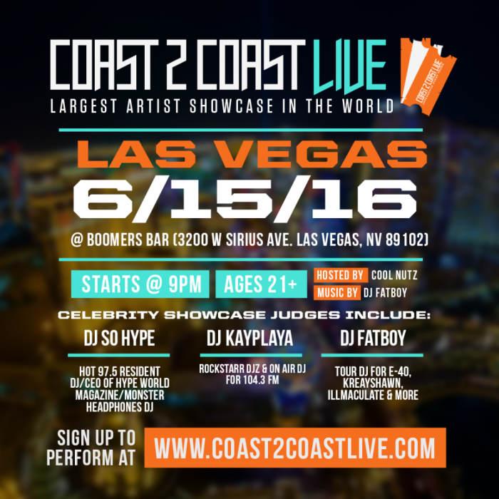 Coast To Coast Am Sirius >> Coast 2 Coast Live Interactive Showcase ~ Las Vegas Edition @ Boomers Bar Las Vegas, NV - June ...
