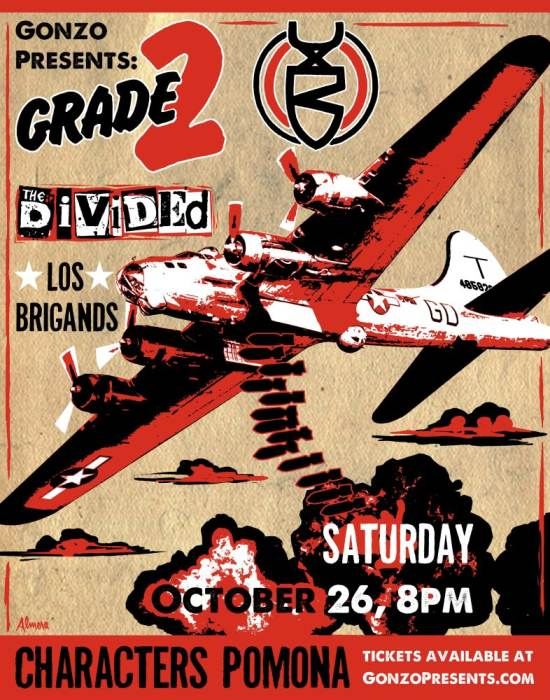 Grade 2 ,United X Bombs (og members of US bombs w/Jesse Wagner)