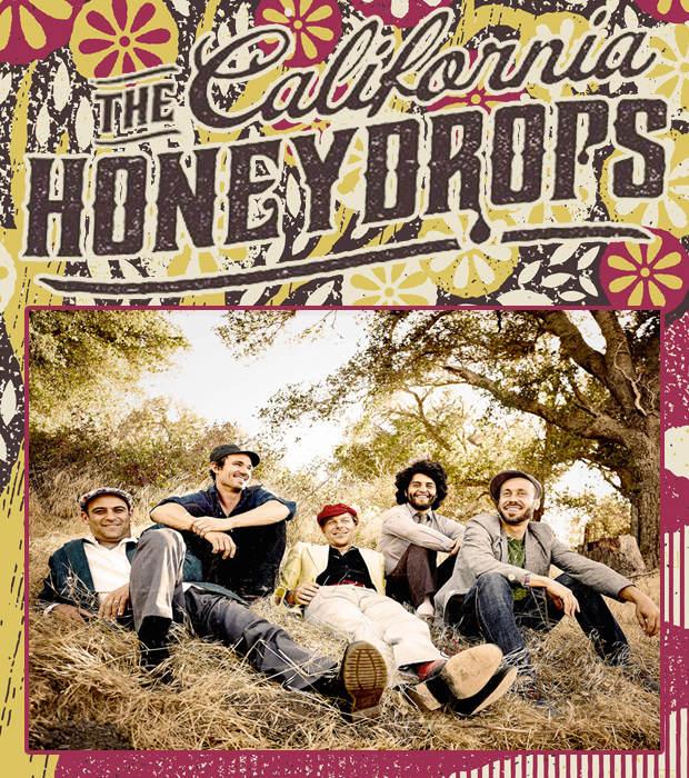 Afbeeldingsresultaat voor The California Honeydrops