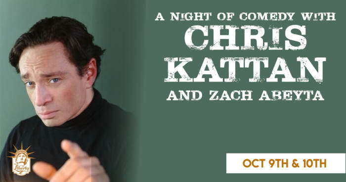 A Night of Comedy with Chris Kattan (Saturday)