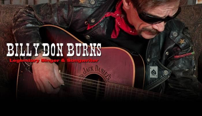 Billy Don Burns / Tony Logue / Delberto Delvis