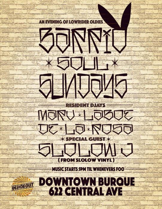 Barrio Soul Sundays