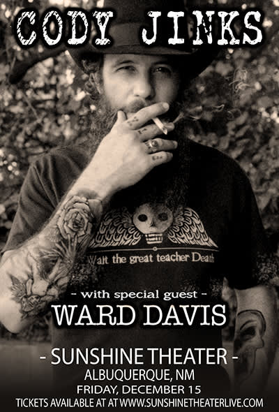 Cody Jinks * Ward Davis