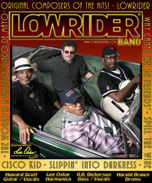 The Lowrider Band The World Is A Ghetto.mp3 слушать онлайн