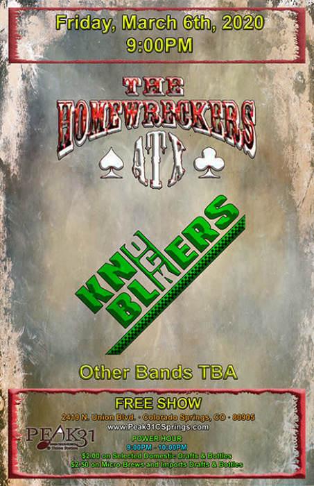 The Homewreckers / Knock Blockers /