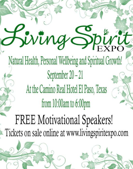 Living Spirit Expo Balancing Mind, Body and Spirit @ Camino