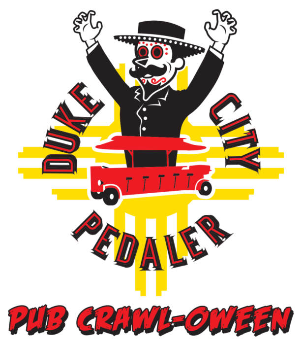Duke City Pedaler: Pub Crawl-oween