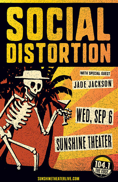 Social Distortion * Jade Jackson