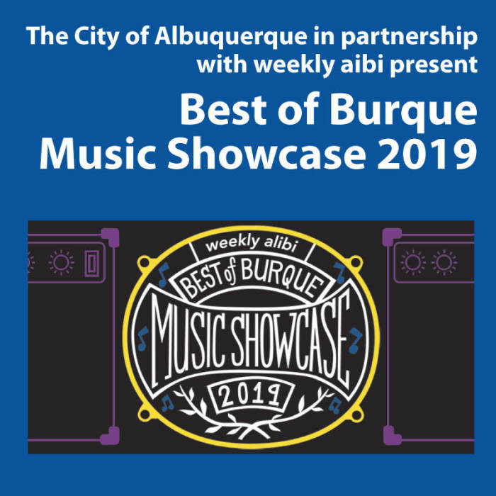 The Best of Burque Music Show Case 2019 Bands - @ KiMo