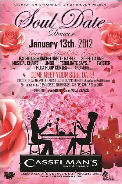 la speed dating Denver savjeti za upoznavanje naslova profila