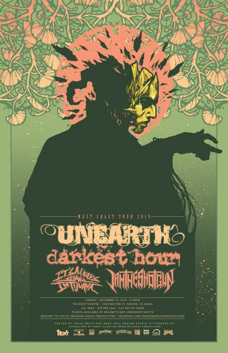 Unearth and Darkest Hour