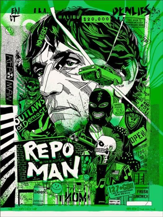Punk Rock Picture Show: Repo Man