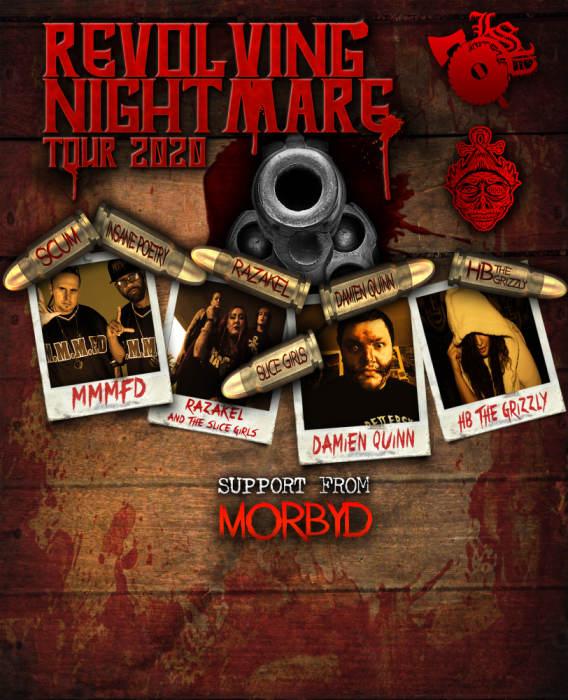 The Revolving Nightmare Tour
